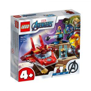 LEGO 76170 IRON MAN MOT THANOS