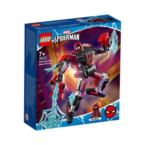 LEGO 76171 MILES MORALES' ROBOTDRAKT