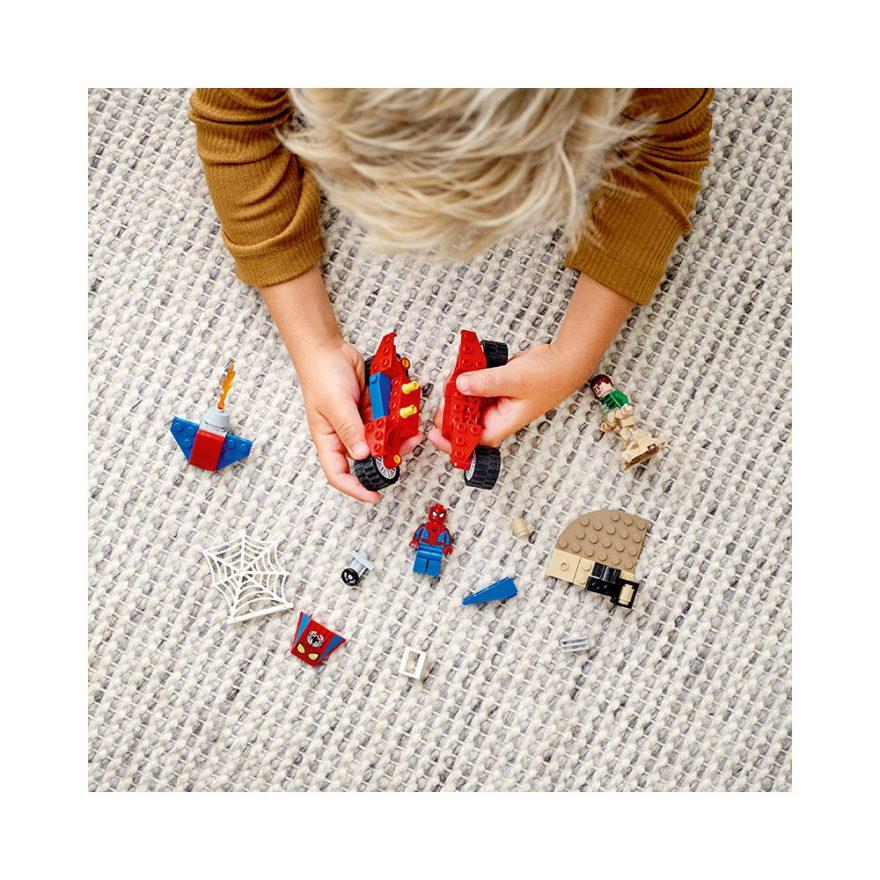 LEGO 76172 SLUTTOPPGJØR MELLOM SPIDER-MA