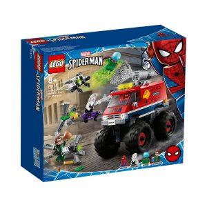 LEGO 76174 SPIDER-MANS MONSTERTRUCK MOT
