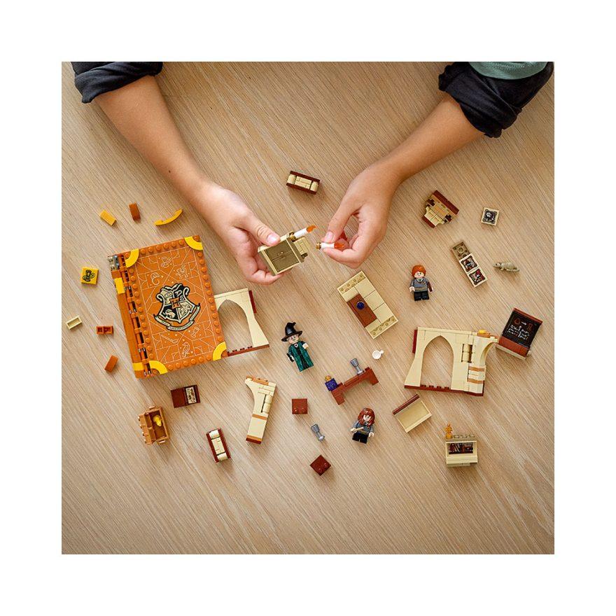 LEGO 76382 PÅ GALTVORT: TIME I TRANSFIGU