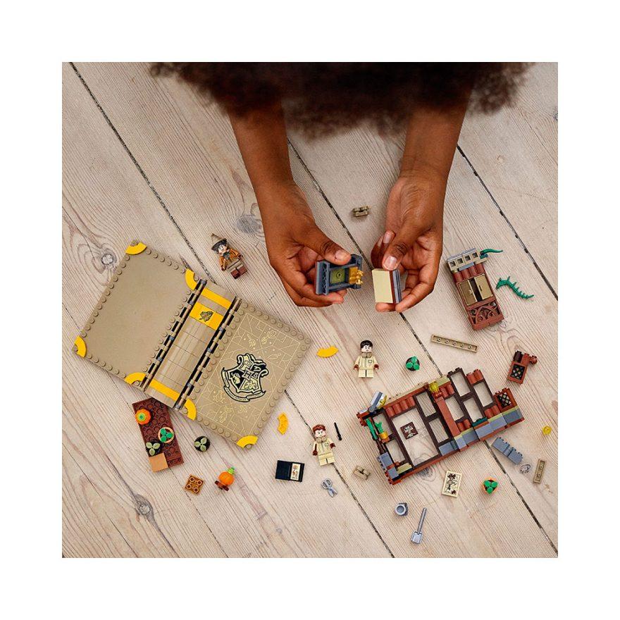 LEGO 76384 PÅ GALTVORT: TIME I URTOLOGI