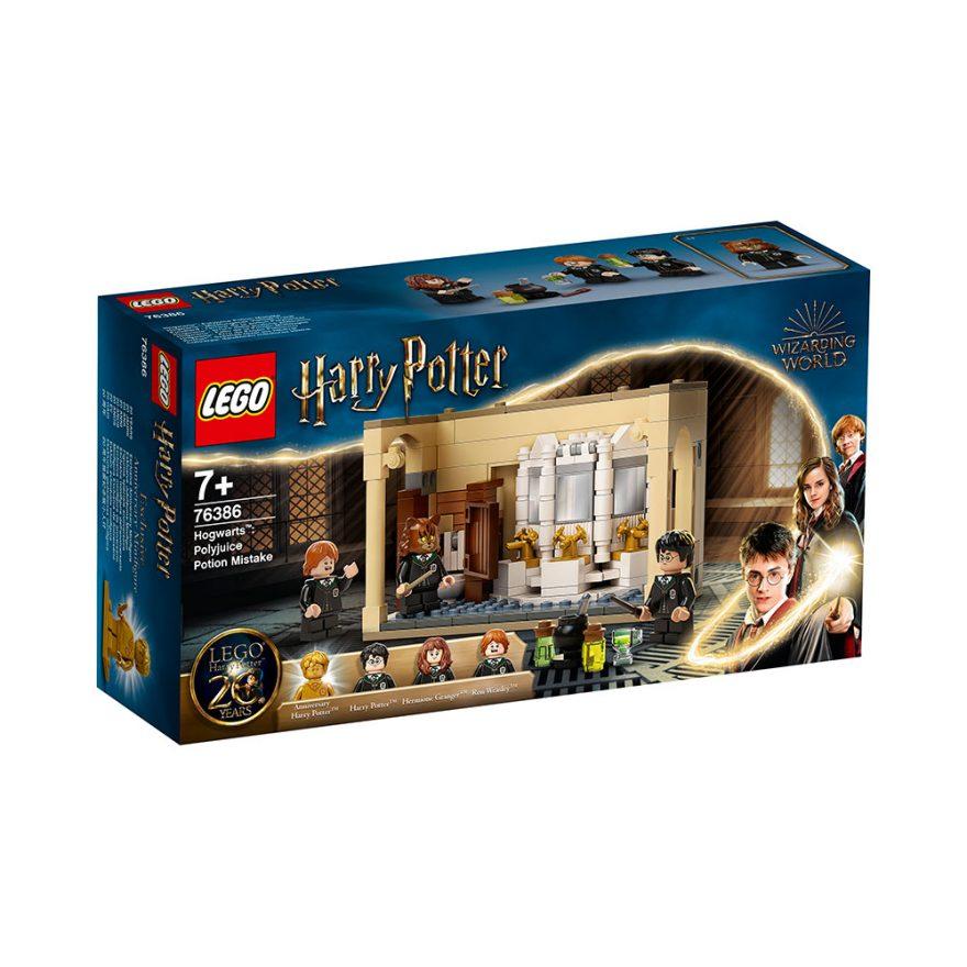 LEGO 76386 GALTVORT: POLYKSIR-TRØBBEL