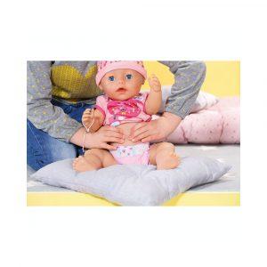 BABYBORN SOFT TOUCH GIRL 43 CM
