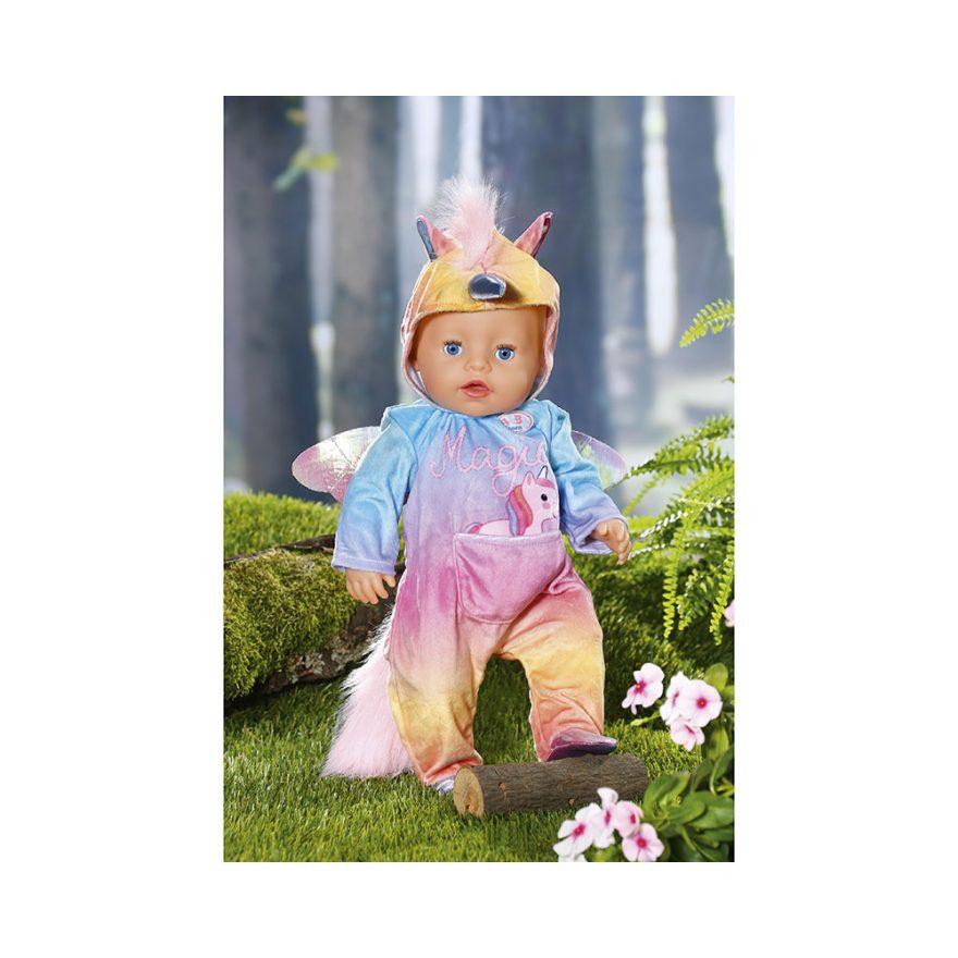 BABY BORN UNICORN ONESIZE 43 C
