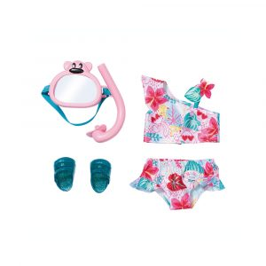 BABY BORN HOLIDAY DELUXE BIKINI SETT 43C