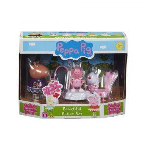 PEPPA PIG BALLET SCHOOL