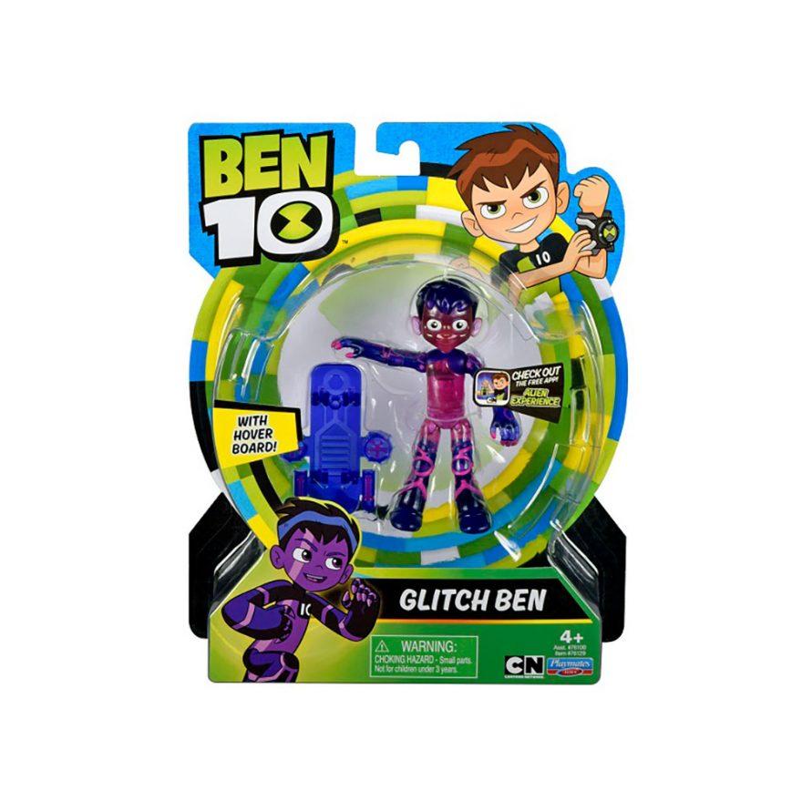 BEN 10 BASIC FIGURES ASST