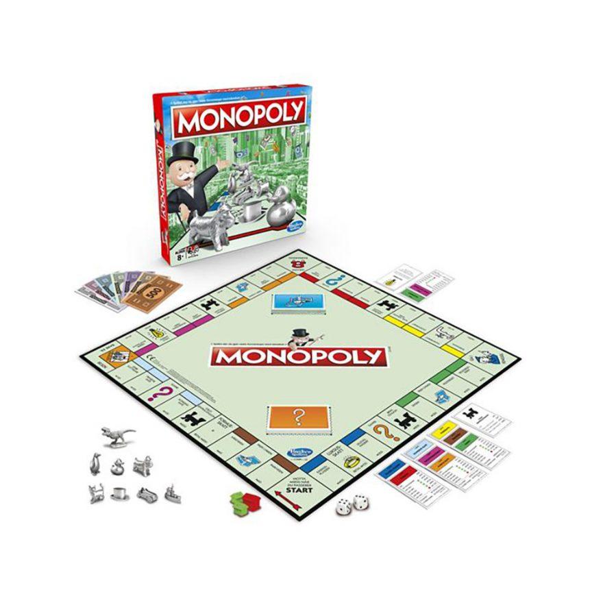 CLASSIC MONOPOLY (NO)