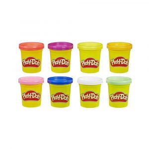 PLAY-DOH 8-PACK, ASST.