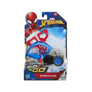 SPIDER-MAN RIP N GO, ASST.