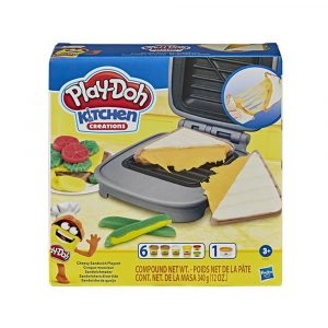 PLAY-DOH KITCHEN CREATIONS CHEESY SANDWI