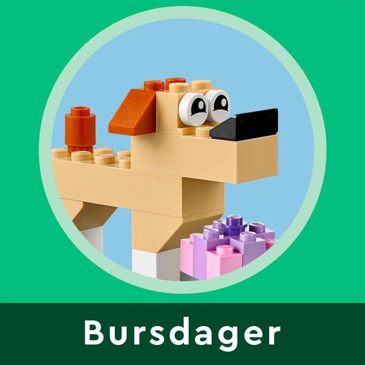 Lego kategori Bursdag