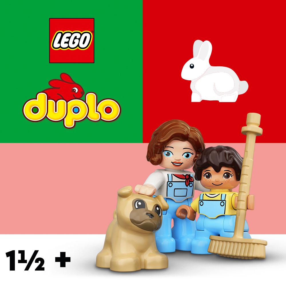 Lego kategori Duplo