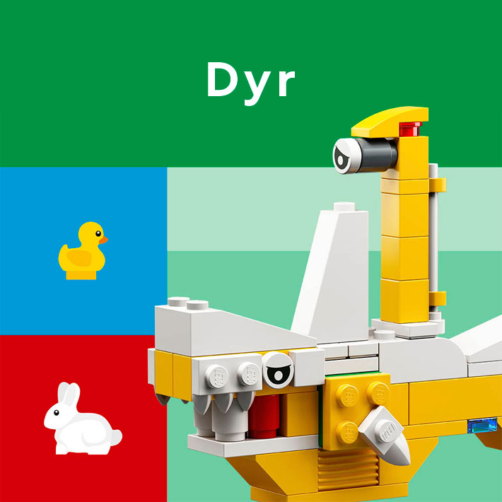 Lego kategori Dyr