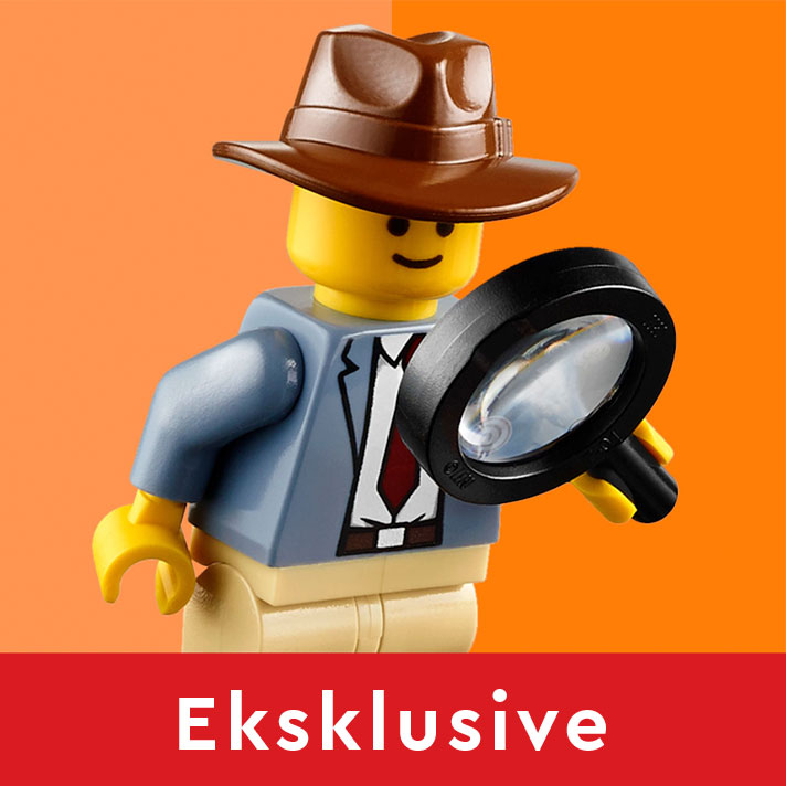 Lego kategori Eksklusive