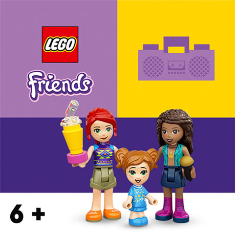 Lego kategori Friends