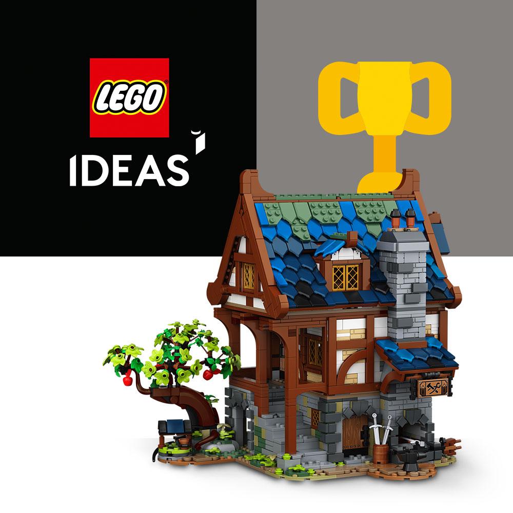 Lego kategori Ideas