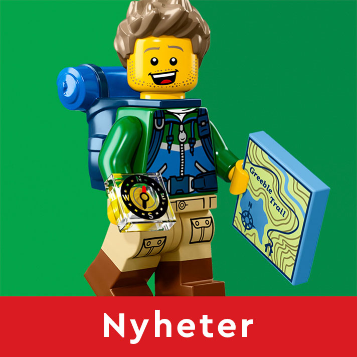 Lego kategori Nyheter