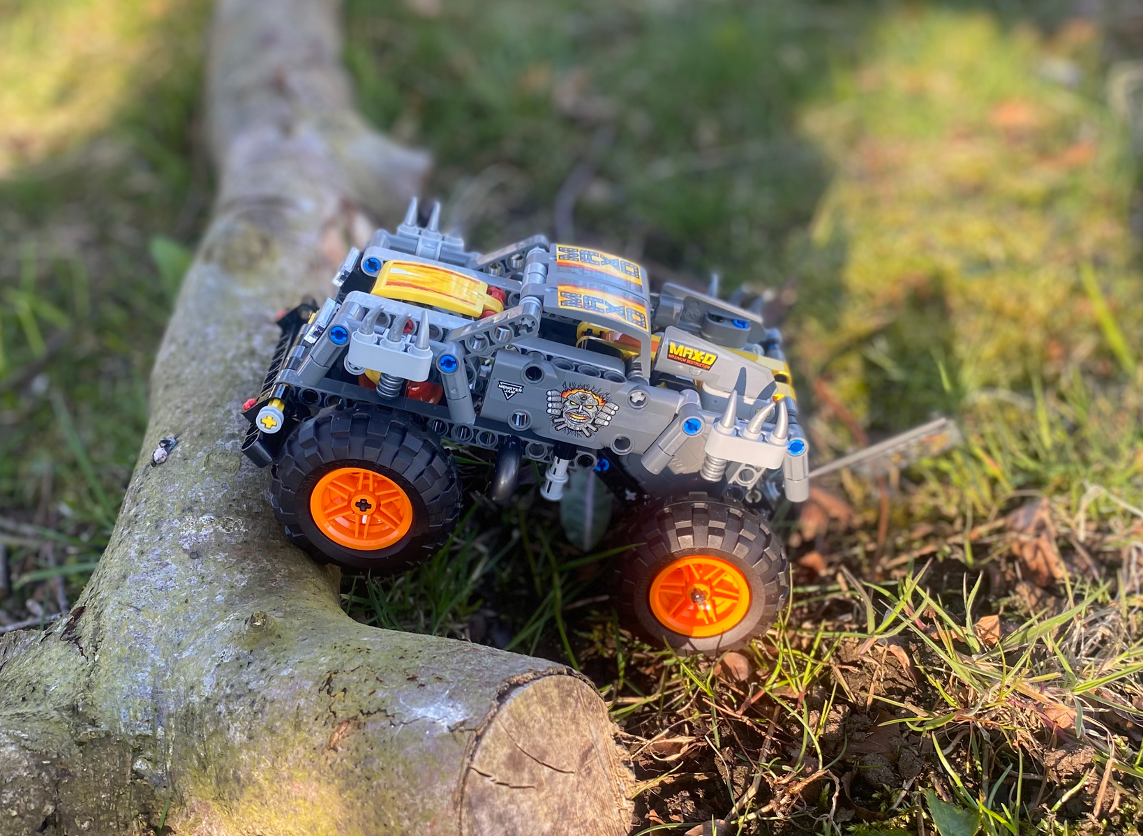 LEGO kjøretøy konkurranse