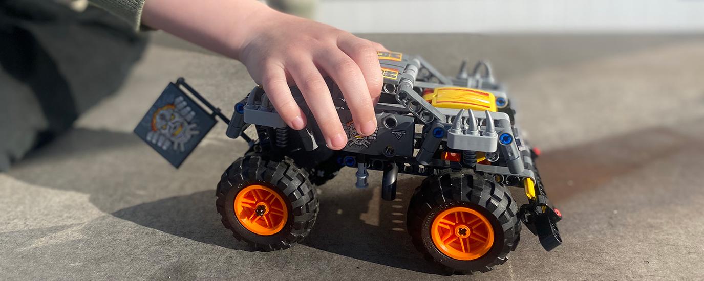 lego kjøretøy