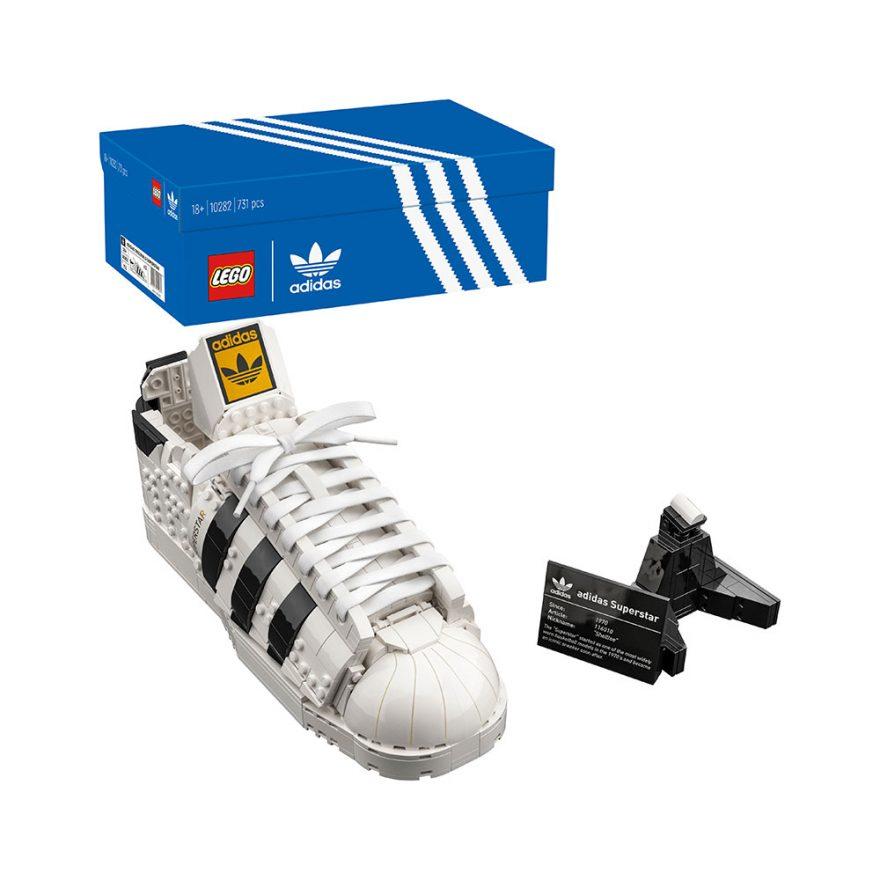 lego adidas original sko