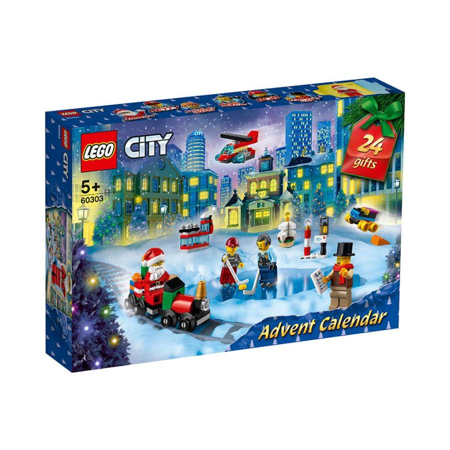 lego city julekalender 2021