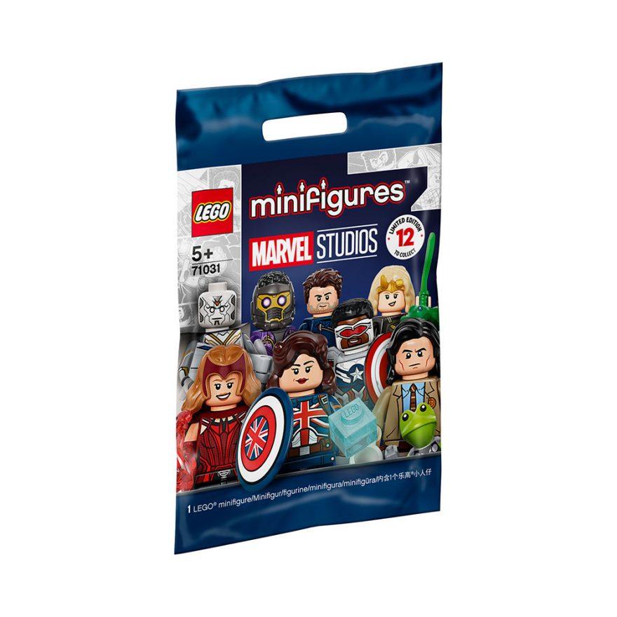 lego minifigurer marvel