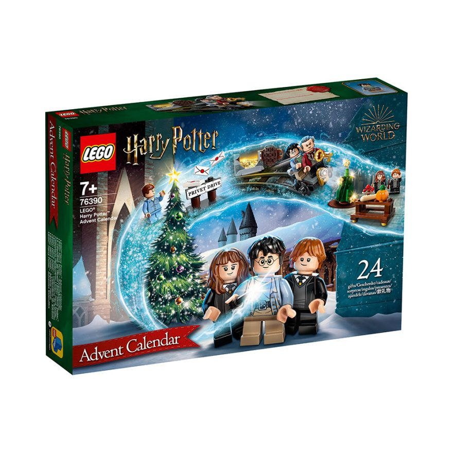 lego harry potter julekalender